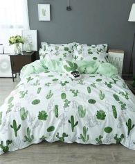 Акция на Комплект постельного белья MirSon Бязь 17-0357 Accra Семейный (2200002664288) от Rozetka
