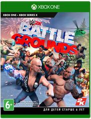 Акция на Игра WWE Battlegrounds для XBOX One от Rozetka
