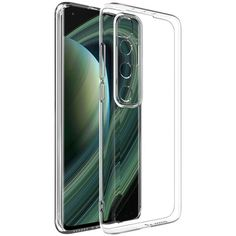 Акция на TPU чехол Epic Transparent 1,0mm для Xiaomi Mi 10 Ultra Бесцветный (прозрачный) от Allo UA