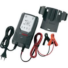 Акция на Интеллектуальное зарядное устройство для автомобильного аккумулятора Bosch C7 (018999907M) от Allo UA