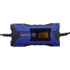Акция на Интеллектуальное зарядное устройство для автомобильного аккумулятора Goodyear CH-4A от Allo UA