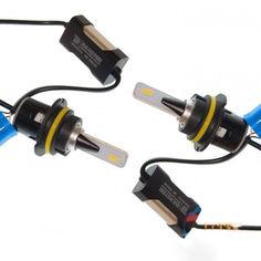 Акция на Светодиодные лампы для автомобиля Baxster P HB1(9004) 6000K 3200Lm от Allo UA