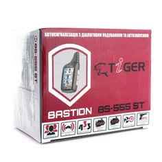 Акция на Сигнализация на авто Tiger BASTION BS-555 ST от Allo UA