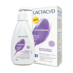 Акция на Средство для интимной гигиены Lactacyd Успокаивающий с дозатором, 200 мл FL06486A ТМ: Lactacyd от Antoshka