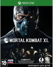 Акция на Mortal Kombat Xl (Xbox One, Rus) от Stylus