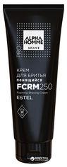 Акция на Крем для бритья Estel Professional Alpha Homme пенный 250 мл (4606453052175) от Rozetka