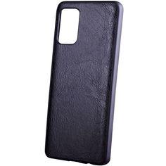 Акция на Кожаный чехол PU Retro classic для Samsung Galaxy S20+ Черный от Allo UA