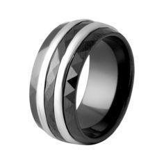 Акция на Кольцо из серебра с керамикой, размер 18.5 (1738392) от Allo UA