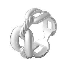Акция на Кольцо из серебра, размер 16.5 (1745400) от Allo UA