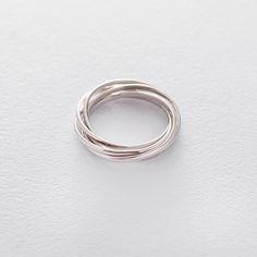 Акция на Кольцо из серебра, размер 16 (1707913) от Allo UA