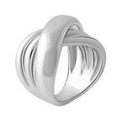 Акция на Кольцо из серебра, размер 18.5 (1743058) от Allo UA
