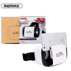 Акция на Очки виртуальной реальности Remax Field series RT-VM02 Mini VR (1840) от Allo UA