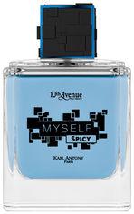 Акция на Тестер Туалетная вода для мужчин Karl Antony 10th Avenue Myself Spicy 100 мл (ROZ6400104558) от Rozetka