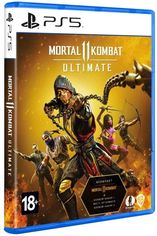 Акция на Mortal Kombat 11 Ultimate (PS5, Rus) от Y.UA