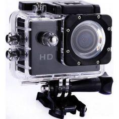 Акция на Видеокамера Экшн камера Action Camera D600 с боксом и креплениями от Allo UA