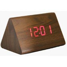 Акция на Часы настольные UKC VST 864-1 с будильником градусником от Allo UA