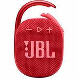 Акция на Портативная акустика JBL Clip 4 Red (JBLCLIP4RED) от Foxtrot