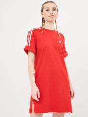 Акция на Платье Adidas Tee Dress GN2778 XS Scarle (4064044688859) от Rozetka