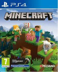 Акция на Игра Minecraft. Playstation 4 Edition для PS4 (Blu-ray диск, Russian version) от Rozetka