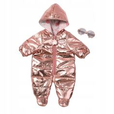Акция на Блестящий Зимний Костюмчик с Комбинезоном Для Детской Игровой Куклы Бэби Аннабель Baby Annabell Zapf Creation от Allo UA