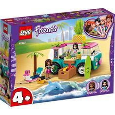 Акция на Конструктор Lego Friends Фургон-бар для приготовления сока 41397 от Allo UA