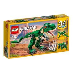 Акция на Конструктор Lego Creator Грозный динозавр 31058 от Allo UA