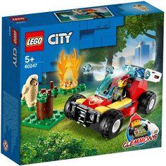 Акция на Конструктор Lego City Лесные пожарные 60247 от Allo UA