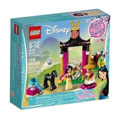 Акция на Конструктор Lego Disney Princess Тренировка Мулан 41151 от Allo UA