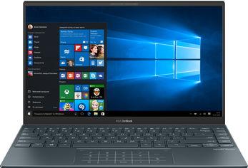 Акция на Ноутбук Asus ZenBook 14 UX425EA-BM172T (90NB0SM1-M03510) Pine Grey от Rozetka