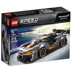 Акция на LEGO Speed Champions Автомобиль McLaren Senna 75892 от Allo UA