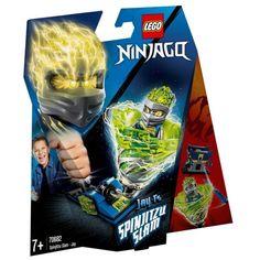 Акция на Конструктор Lego Ninjago Бой мастеров кружитцу — Джей 70682 от Allo UA