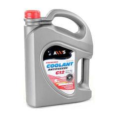 Акция на Антифриз AXXIS G12 Сoolant красный 5кг от Allo UA