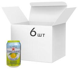 Акция на Упаковка напитка San Pellegrino Pompelmo 330 мл х 6 шт (8002270316937) от Rozetka