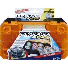 Акция на Игровой набор Hasbro Beyblade Кейс и волчок Valtryek (C0709) от Allo UA