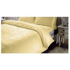 Акция на Набор постельного белья TAC жаккард - Karois gold евро от Allo UA