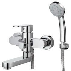 Акция на Смеситель TROYA для ванной LAB3-A136 от Allo UA
