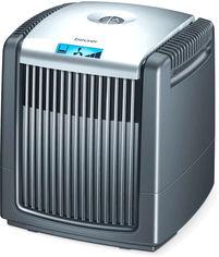 Акция на Очиститель воздуха BEURER LW 230 Black от Rozetka
