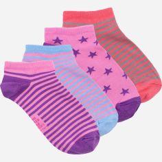 Акция на Набор носков The Pair of Socks 4120 Pink Mini Small Box 4 пары 35-37 Разноцветный (4820234203611) от Rozetka