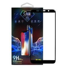 Акция на Защитное стекло Premium Glass 5D Full Glue для Huawei Y5p Black от Allo UA