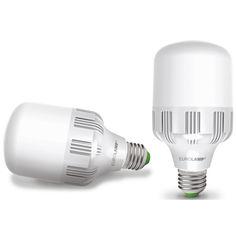 Акция на Лампа светодиодная Eurolamp  40W E40 6500K (LED-HP-40406) от Allo UA