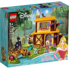Акция на LEGO® Disney Princess™ Лесной коттедж Авроры (43188) от Allo UA