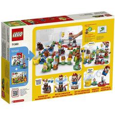 Акция на LEGO® Super Mario Твои уровни! Твои Приключения! (71380) от Allo UA