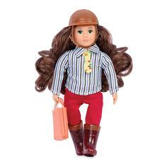 Акция на Кукла Lori Наездница Тиган 15 см (LO31031Z) от Будинок іграшок