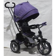 Акция на детский велосипед-каталка Azimut Crosser Air ECO Purple (T-503) от Allo UA