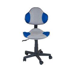 Акция на Детский стул для школьника FunDesk LST3 Blue-Grey от Allo UA