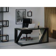 Акция на Компьютерный стол Skandi Wood SW106 Гавайи 200 х 80 х 75 см Массив Ясень Темно-Cерый (SW106208075DaarrAsh) от Allo UA
