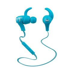 Акция на Наушники Monster iSport Wireless Bluetooth In-Ear Headphones Blue от Allo UA