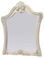 Акция на Зеркало Aqua Rodos Версаль 85.5х99.5 см Слоновая кость (VELMIR-BEIGE) от Rozetka