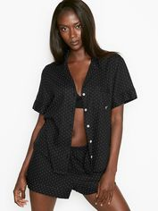 Акция на Пижама Victoria's Secret 722687547 S Черная (1159751790) от Rozetka