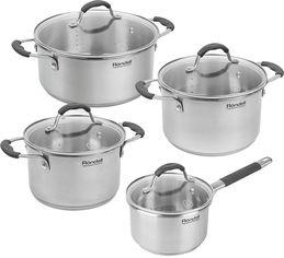 Акция на Набор посуды Rondell Filigran 8 предметов (RDS-1411) от Rozetka